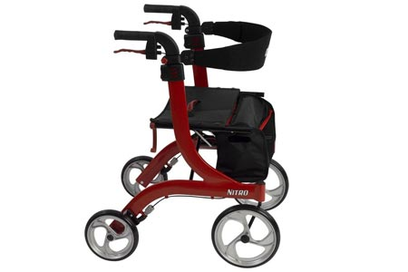 Home Health Care Shoppe Walkers and Rollators — Wheels for Aging Knees