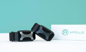 Wearable that helps the body beat stress
