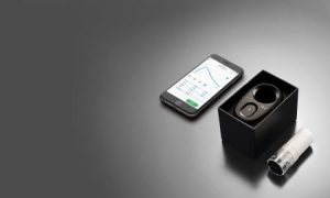 NuvoAir Air Next Spirometer and the Aria App