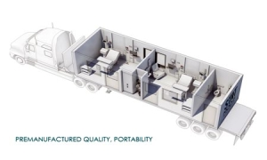 STAAT Mod™ critical care units
