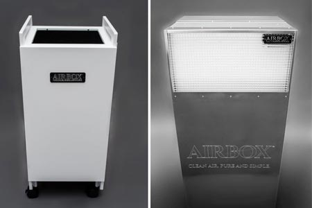 AirBox Air Purifier Scientifically Proven to Remove >99.99% of Airborne Pathogens, Including MS2 Bacteriophage, a SARS-Cov-2 (COVID-19) Representative Virus