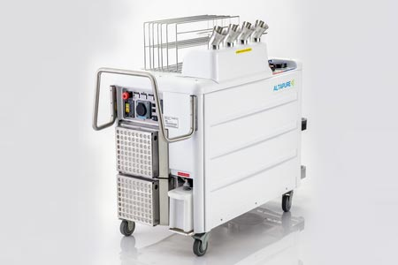 Spartan Medical Announces Partnership with Altapure to Provide Fully Integrated High-Level Disinfectant System