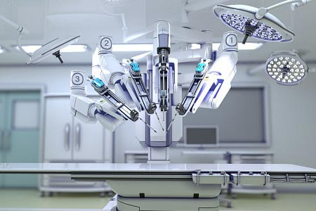 AI in medical devices is reducing dependence on human skills and improving surgical procedures and outcome