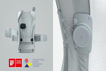 VNTC Develops the World's First Hybrid Scoliosis Brace - Spinamic