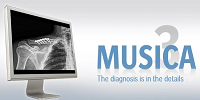 DIAGNOSTIC IMAGING  Agfa HealthCare's image quality has become golden standard in Denmark. As an example, the first Danish national clinical image archive in production used by chiropractors benefits of this superior image quality.